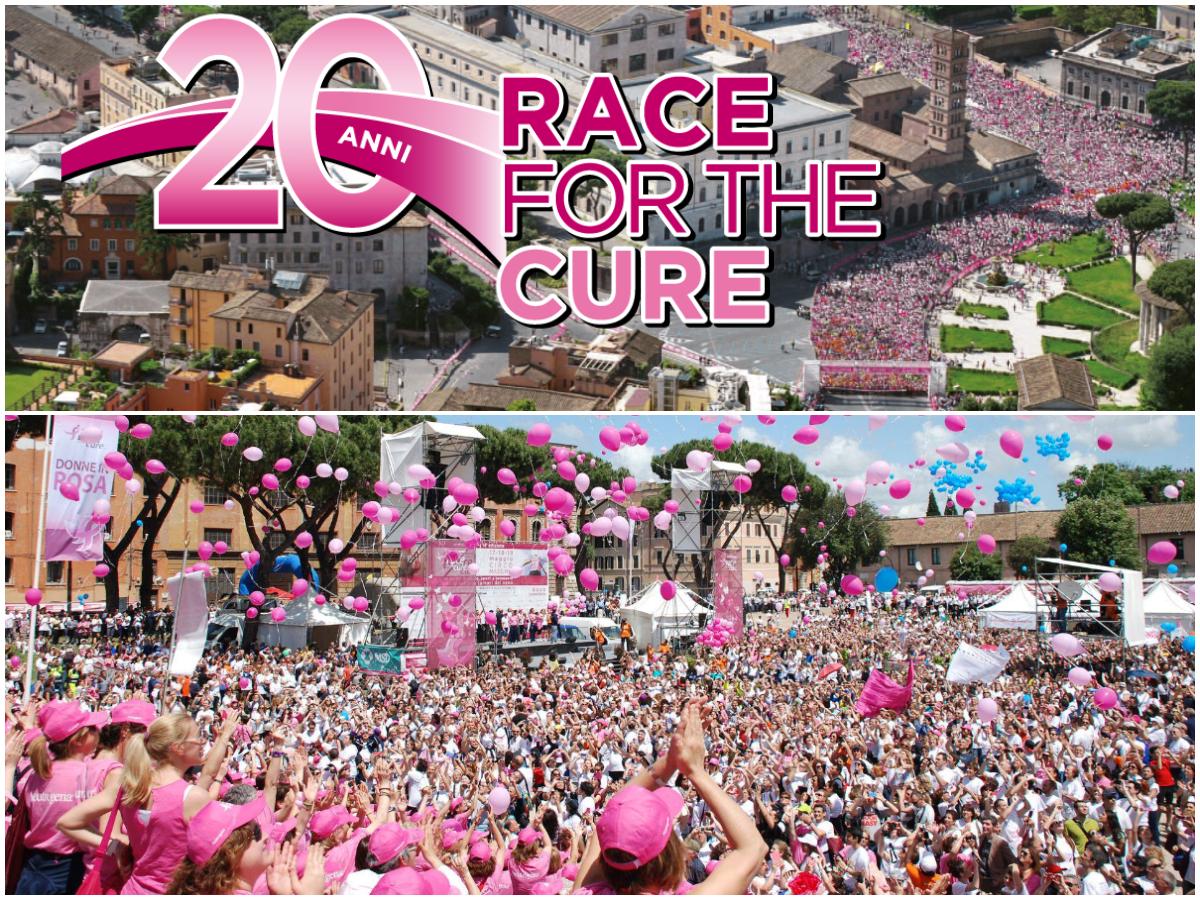 20 Race For The Cure A Roma Dal 16 Al 19 Maggio 2019 Hotel Dei Congressi Roma